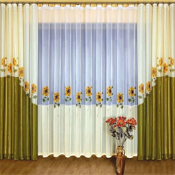 Современные шторы своими руками фото